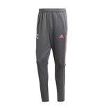 2020-2021 Real Madrid Adidas Training Pants (Grey)
