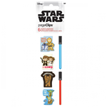 Star Wars Characters Magnetic Page Clip Bookmarks