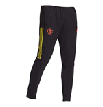 2020-2021 Man Utd EU Training Pants (Black)
