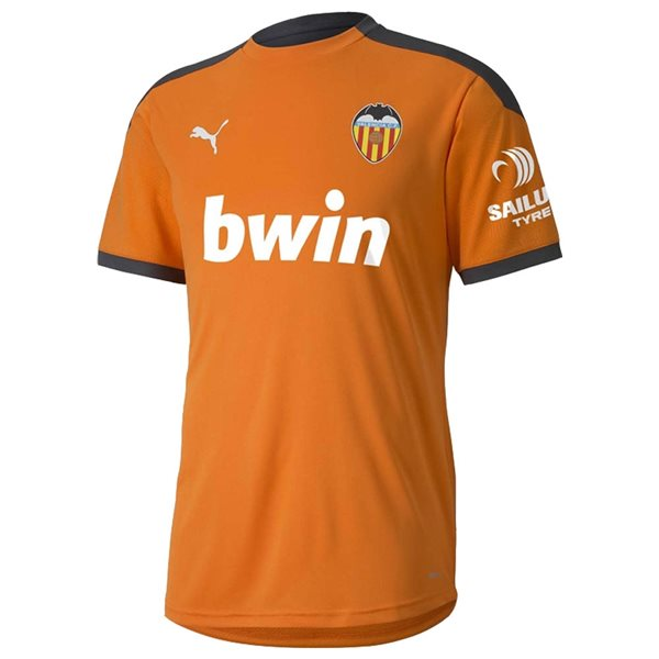 2020-2021 Valencia Training Shirt (Orange)