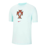 2020-2021 Portugal Evergreen Crest Tee (Mint)