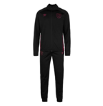 2020-2021 West Ham Knit Tracksuit (Black)
