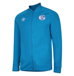 2020-2021 Schalke Presentation Jacket (Blue)