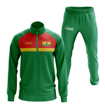 Ghana Concept Football Tracksuit (Green)
