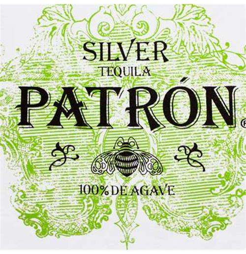 Patron Green Ornate Logo Tee Shirt For Only 163 17 41 At