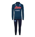 2020-2021 Napoli Training Tracksuit (Green Petrol)