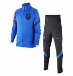2020-2021 Holland Nike Dry Strike Tracksuit (Blue) - Kids