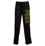 Star Wars A New Hope Opening Text Scroll Unisex Sleep Pants