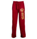 Wonder Woman Golden Logo Unisex Pajama Pants