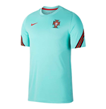 2020-2021 Portugal Nike Training Shirt (Mint) - Kids