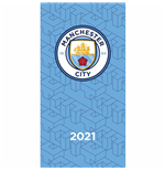 Manchester City FC Pocket Diary 2021