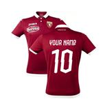 2019-2020 Torino Joma Home Football Shirt (Your Name)