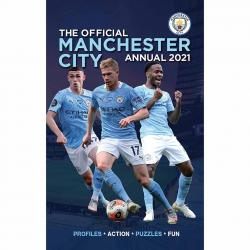 Manchester City FC Annual 2021