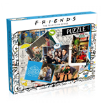 Friends Scrapbook 1000 Piece Puzzle