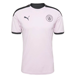 2020-2021 Man City Training Shirt (Lilac Snow)