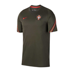 2020-2021 Portugal Nike Training Shirt (Khaki) - Kids