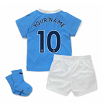 2020-2021 Manchester City Home Baby Kit (Your Name)