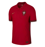 2020-2021 Portugal Home Nike Vapor Match Shirt