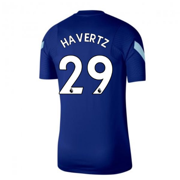 2020-2021 Chelsea Nike Training Shirt (Blue) (HAVERTZ 29)