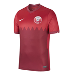 2020-2021 Qatar Home Shirt