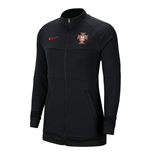 2020-2021 Portugal I96 Womens Anthem Jacket (Black)