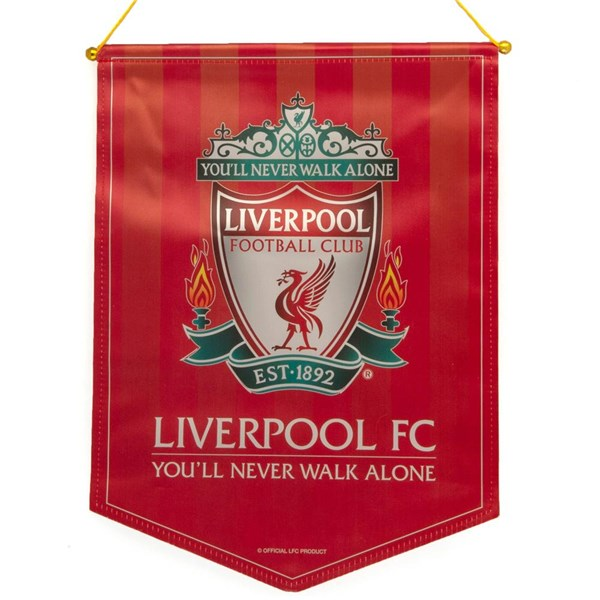 Liverpool FC Large Crest Pennant