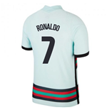 2020-2021 Portugal Away Nike Vapor Match Shirt (RONALDO 7)