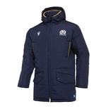 2020-2021 Scotland Travel Puffa Jacket (Navy)