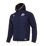 2020-2021 Scotland Travel Bomber Jacket (Navy)