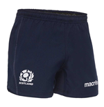 2020-2021 Scotland Training Shorts (Navy)