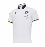 2020-2021 Scotland SS Away Cotton Rugby Shirt