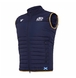 2020-2021 Scotland Padded Gilet (Navy)