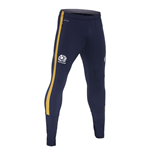 2020-2021 Scotland Fitted Track Pants (Navy)