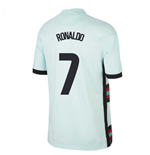2020-2021 Portugal Away Nike Football Shirt (Kids) (RONALDO 7)