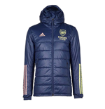 2020-2021 Arsenal Adidas Winter Jacket (Indigo)