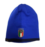 2020-2021 Italy Beanie Hat - Blue