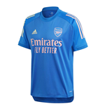 2020-2021 Arsenal Training Shirt (Glory Blue)