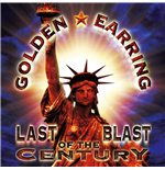 Vynil Golden Earring - Last Blast Of The Century -Clrd- (3 Lp)