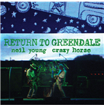 Vynil Neil Young & Crazy Horse - Return To Greendale (2 Lp)