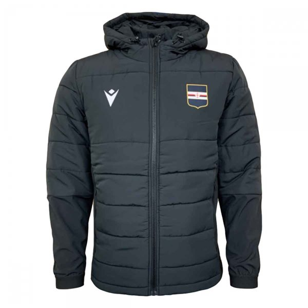 2020-2021 Sampdoria Bomber Jacket (Black)