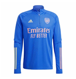 2020-2021 Arsenal Training Top (Glory Blue)