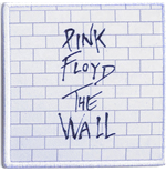 Pink Floyd Standard Patch: The Wall