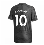 2020-2021 Man Utd Adidas Away Football Shirt (Kids) (RASHFORD 10)