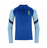 2020-2021 Tottenham CL Drill Training Top (Mystic Navy) - Kids