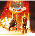 Vynil Kiss - Rocks Vegas (2 Lp Coloured+Dvd)