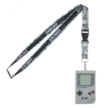 Nintendo Game Boy Lanyard with Rubber ID Holder