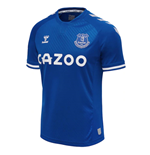 2020-2021 Everton Hummel Home Football Shirt