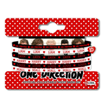 One Direction Gummy Wristband Set: Phase 3