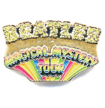 The Beatles Pin Badge: Magical Mystery Tour