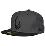 Star Wars Mandalorian Mudhorn Sigil Tech New Era 59Fifty Fitted Hat